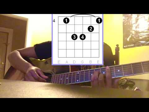 Kehlani - Again Guitar Tutorial