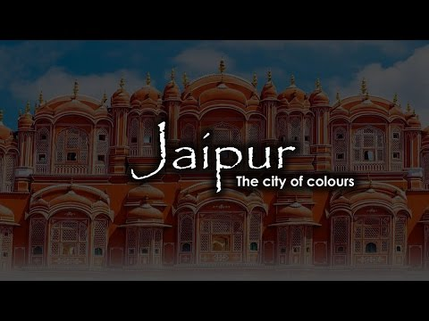 Jaipur (The Pink City of India) Documentary by varun kanojia.
