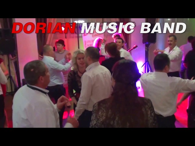 Band Cover, formatie nunta, Muzica Nunta,Trupa Nunta - Dorian Orchestra 2017  Best Greek Show
