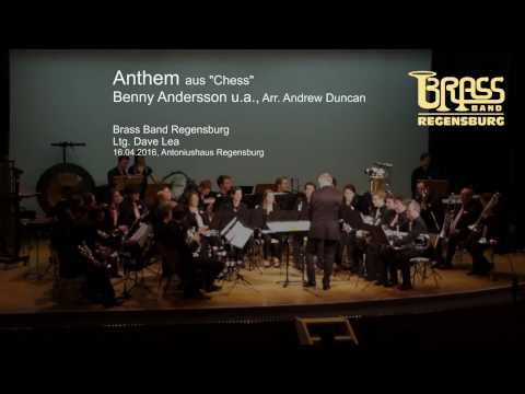 """Brass Band Regensburg - Anthem from """"Chess"""" (Benny Anderson u.A., arr. Andrew Duncan)"""