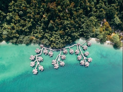 THE MALDIVES OF MALAYSIA | PANGKOR LAUT RESORT - YouTube
