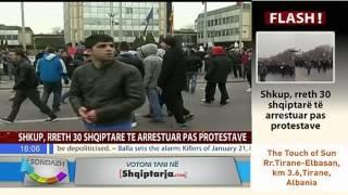 Sondazhi i TV A1 Report dhe Shqiptarja.com nxjerr bllof PDIU-ne e Idrizit