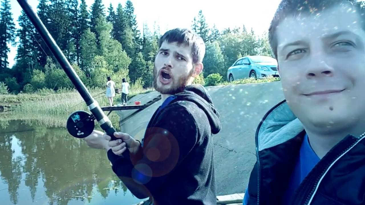 Рыбалка в Раково!!!!