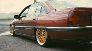 Opel Omega A Grandfather's proud | BBS Low Stance Camber Illest