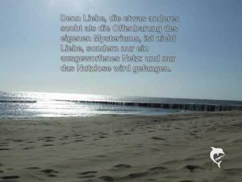 Zitate von Khalil Gibran - YouTube