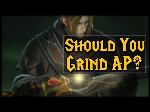 Should You Grind AP In Patch 7.2? | World of Warcraft