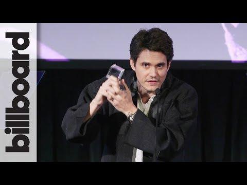 John Mayer Accepts Legend of Live Award   Billboard Live Music Summit