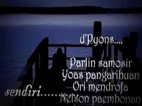 d'Pyons- sendiri (lirik)