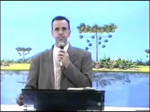 Testemunho de conversão Pastor Monteiro - ex satanista e ex bruxo