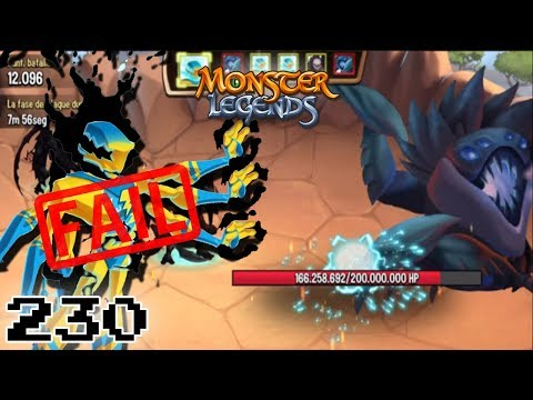 INVASION DE TITANES! MI VOLTAIK NO SIRVE!!😭 - Monster Legends #230