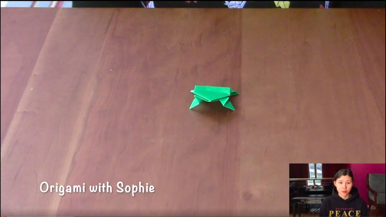 How to Make an Origami Jumping Frog (with Pictures) - wikiHow | 720x1280