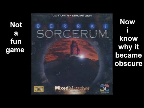 Strange Foreign Games | Derrat Sorcerum (1996) - Macintosh In HD