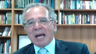 Paulo Guedes diz que existe indústria de crédito tributário no país