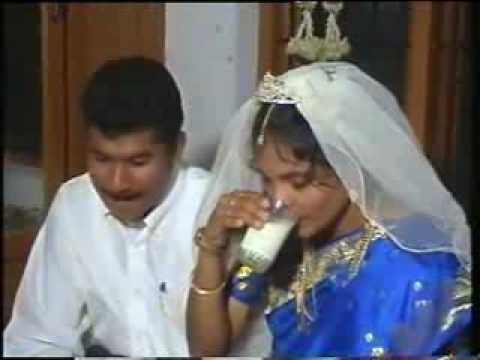 first night after marriage video in india