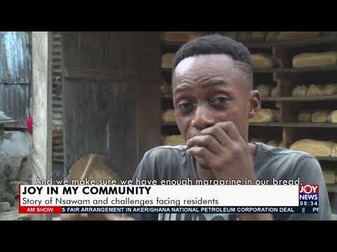 Joy In My Community: Residents share challenges facing them - AM Show on JoyNews (7-9-8-21)