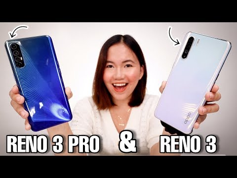 OPPO RENO 3 & 3 PRO FIRST IMPRESSIONS