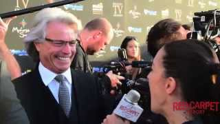 Leslie Gilliams #MasterChef interviewed at the 3rd Annual Reality TV Awards #RTVAs