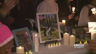 Download Video Vigil Held For 2 Teen Girls Killed In Antioch Crash MP3 3GP MP4