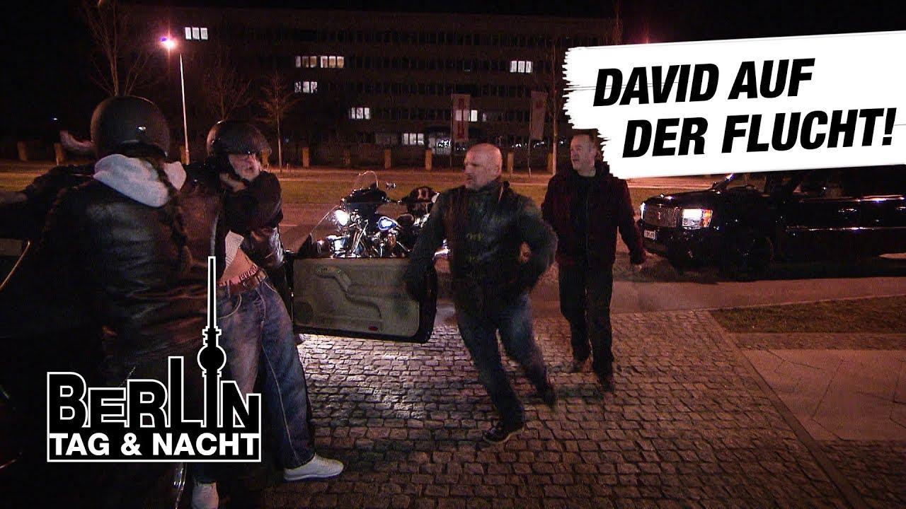Berlin - Tag & Nacht - David auf der Flucht #1696 - RTL II