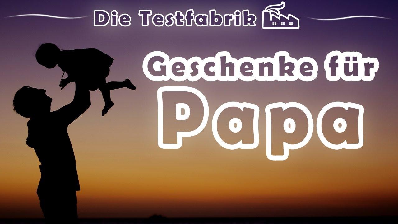 👨 Geschenke für Papa – 🎁 Top 3 Geschenkideen für deinen Vater ...
