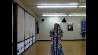 Hula Workshop 2012 ~ Oli Aloha