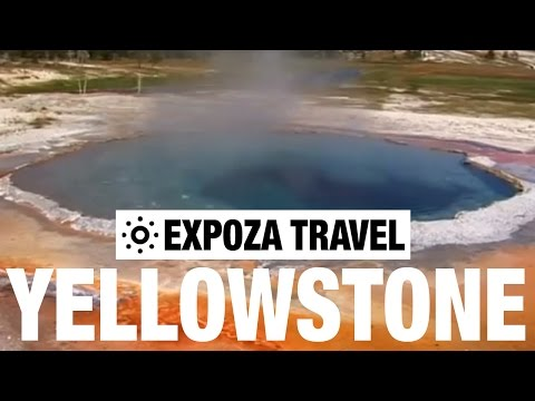 Yellowstone National Park (USA) Vacation Travel Video Guide