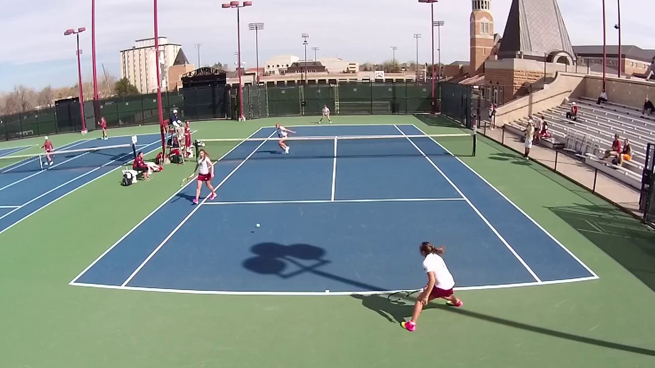 Doubles Tips Through a College Match