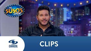 Suso pone a Marcelo Cezán a presentar '10 Chupamestepencanos dicen' | Caracol Televisión
