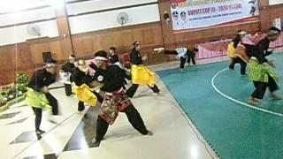 Pembukaan Kejuaraan Pencak Silat BUPATI CUP III 2016 NGAWI