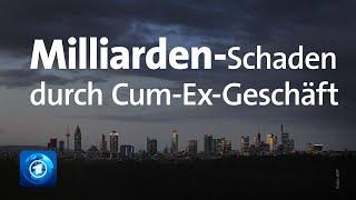 Weltweiter Schaden durch Cum-Ex-Geschäfte bei rund 150 Milliarden Euro