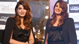 Full Video: Twinkle Khanna Unveils The Loreal Professionnel French Browns
