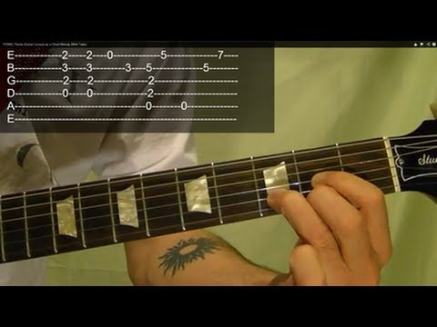 THE BEATLES - Day Tripper- Guitar Lesson - Very Easy!!