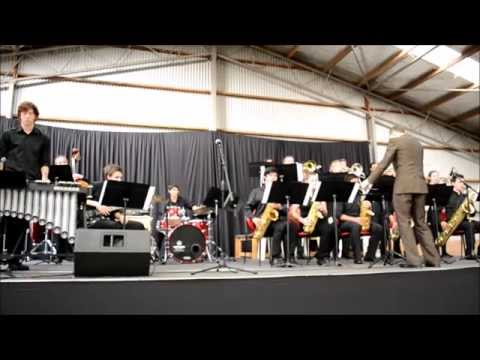 Frankston High School S. Stage band - The Hudson Dusters