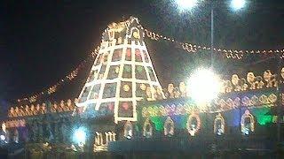 "Shortest foot way to Tirumala (Telugu Devotional Song ""Venkatachala nilayam"" )"