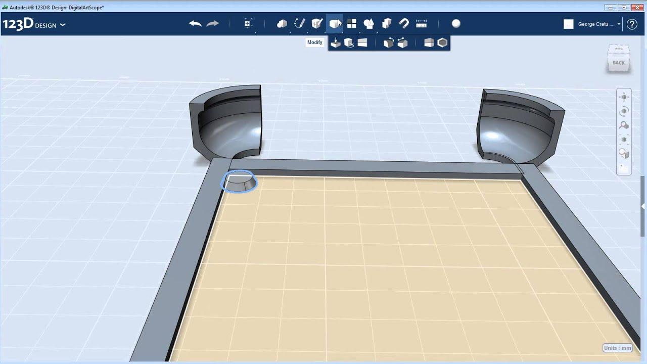 Case Design phone case make your own : Design Your Own iPhone 5 Case With 123D Design For 3D Printing ...
