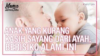 Download Mp3 Anak Yang Kurang Kasih Sayang Ayah, Berisiko Alami Ini