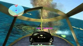 combat flight simulator 3: first mission in campain with the P-47D