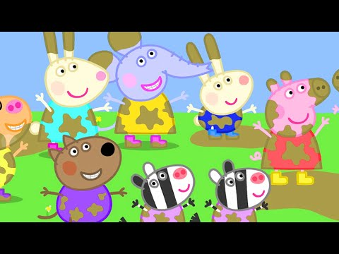 Kids TV And Stories | Peppa And The Golden Boots | Peppa Pig Full Episodes