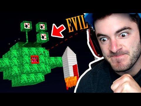 Minecraft: MOON RAGE PARKOUR