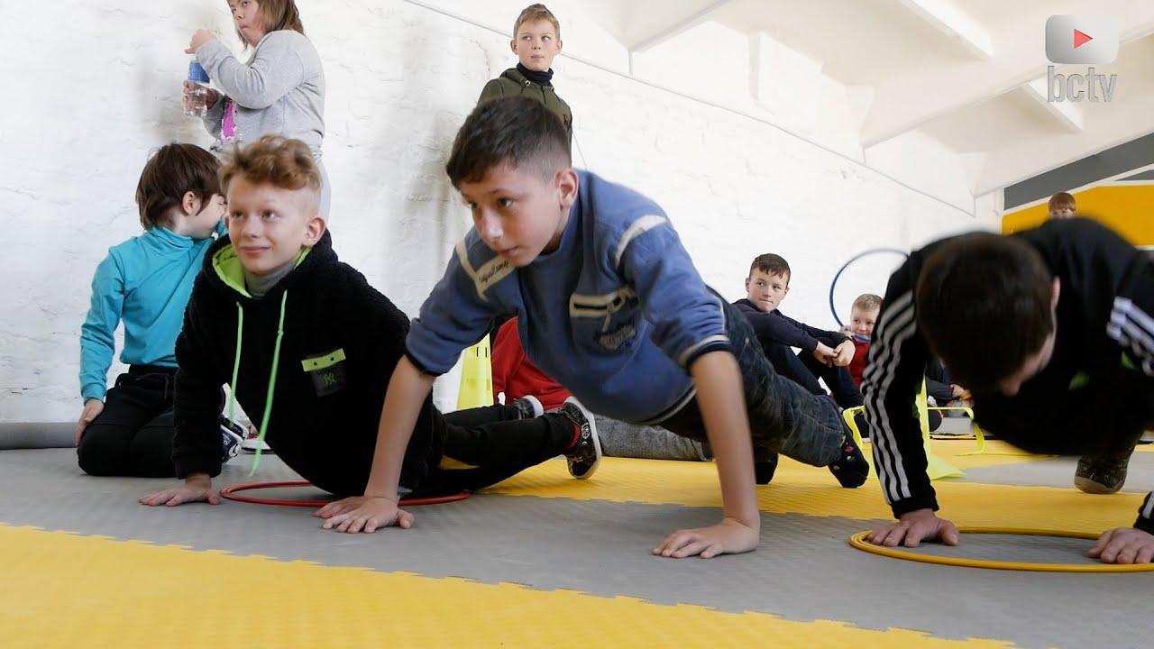 Особливі змагання для особливих діток