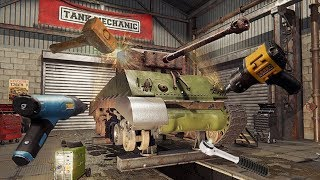 Symulator naprawiania czołgów - Tank Mechanic Simulator