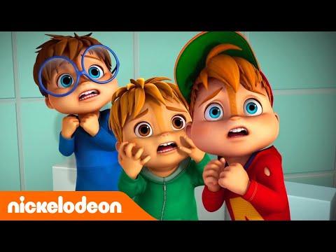 ALVIN!!! e Os Esquilos: Novos episódios no Nickelodeon