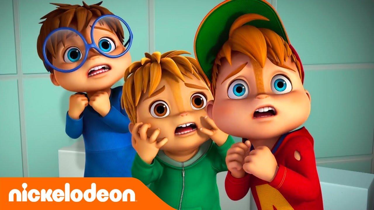 Alvinnn E Os Esquilos Novos Episodios No Nickelodeon