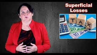 Year-End Tax Planning 2018: Superficial Losses