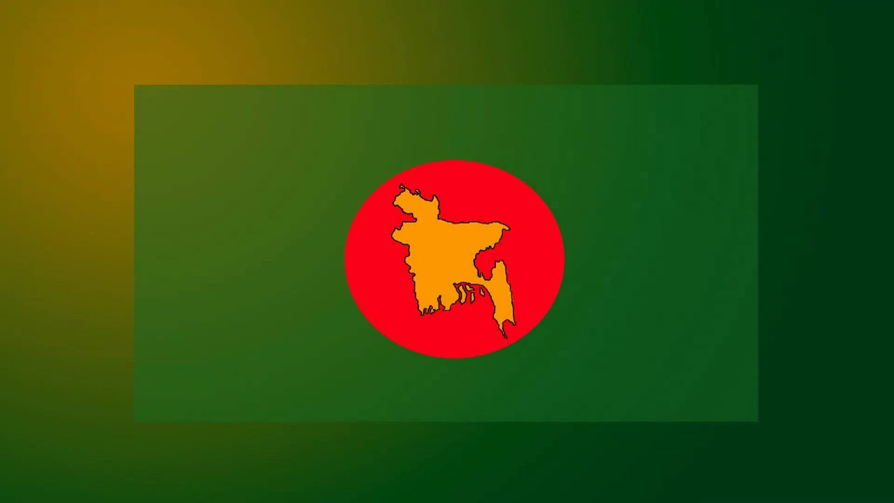 Bangladesh Flag Video