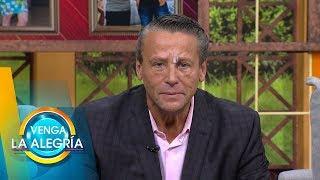 ¡El botellazo de Carlos Trejo dejó a Adame a punto de perder el ojo! | Venga La Alegría