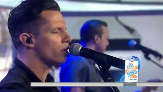 Country singer Devin Dawson performs 'Asking for a Friend' live