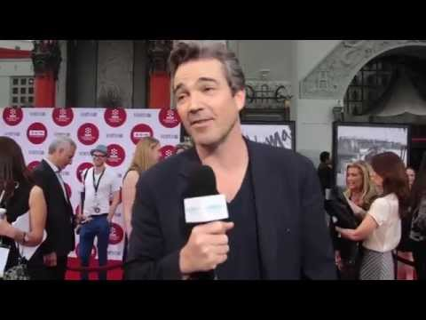 "Jon Tenney (Governor Andrew Nichols) of ""Scandal"" at 2014 TCM Classic Film Festival"