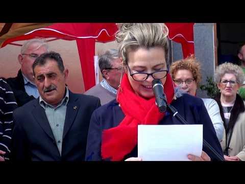 Godall, 20180310 15 Fira de l'Oli i l'Espàrrec 04 Inauguració