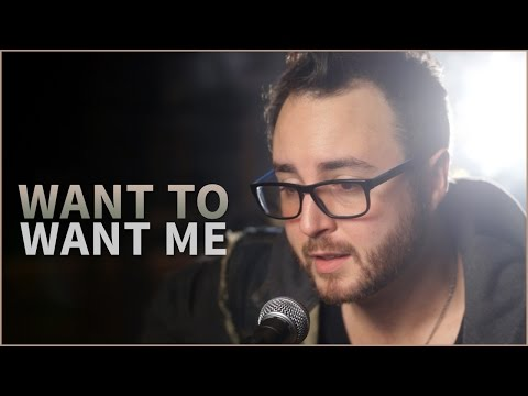 """Jason Derulo - """"Want To Want Me"""" (Acoustic Cover by Jake Coco & Nina Storey) - Official Music Video"""